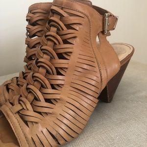 Vince Camuto Cone Heel Dress Sandals